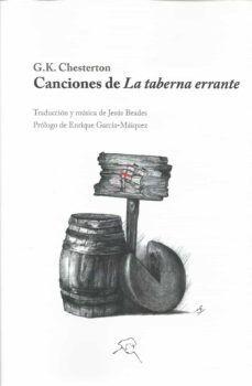 CANCIONES DE LA TABERNA ERRANTE
