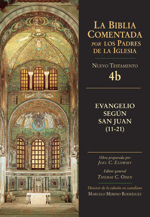 EVANGELIO SEGÚN SAN JUAN 11-21