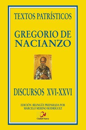 DISCURSOS XVI-XXVI