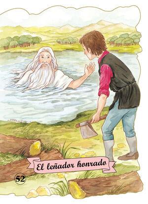 TROQUELADOS: EL LEÑADOR HONRADO