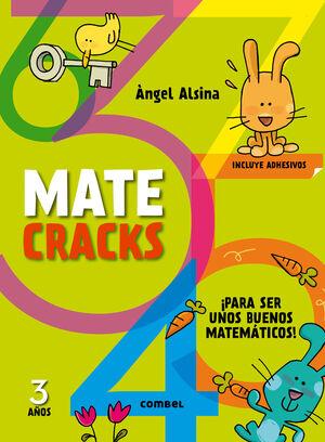 MATECRACKS. ACTIVIDADES DE COMPETENCIA MATEMÁTICA: NÚMEROS, GEOMETRÍA, MEDIDA, L