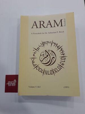 ARAM  PERIODICAL VOLUMEN 5: 1&2 1993