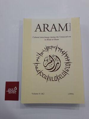 ARAM PERIODICAL VOLUMEN 6:1&2