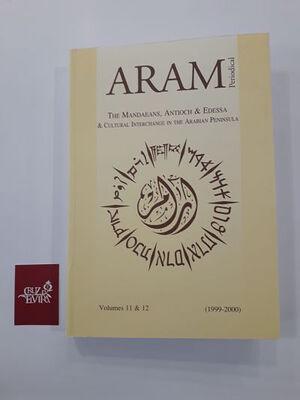 ARAM PERIODICAL VOLUMEN 11&12 1999-2000