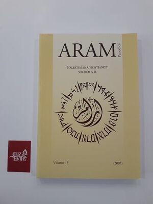 ARAM PERIODICAL VOLUMEN 15 (2003)