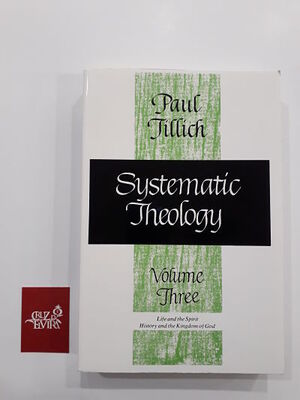 SYSTEMATIC THEOLOGY VOLUME THREE