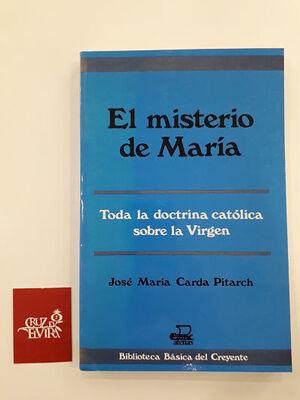 EL MISTERIO DE MARIA