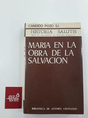 MARIA EN LA OBRA DE LA SALVACION
